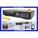 VIDEOREGISTRATORE DVR AVC792 C FULL D1 4 CANALI LAN H264 AVTECH VGA VIS. IPHONE