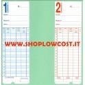 cartellino bifacciale TR 200 1/15-16/31