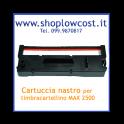 Cartuccia nastro per MAX2500 / 2600 / 3100