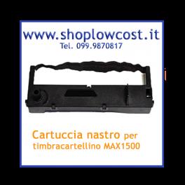 Cartuccia nastro  per timbracartellino MAX1500