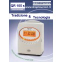 Timbracartellino SEIKO QR 105-S