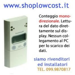Contapersone Elettronico SMARTCHECK Standalone KIT CSB Monodirezionale